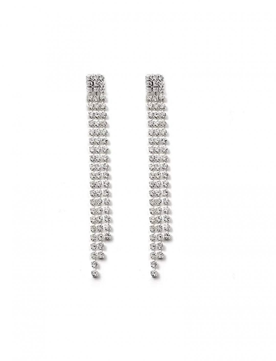"Imani's Diamante Earrings {""id"":10,""product_section_id"":1,""name"":""Jewellery"",""order"":10} TreasureBay"
