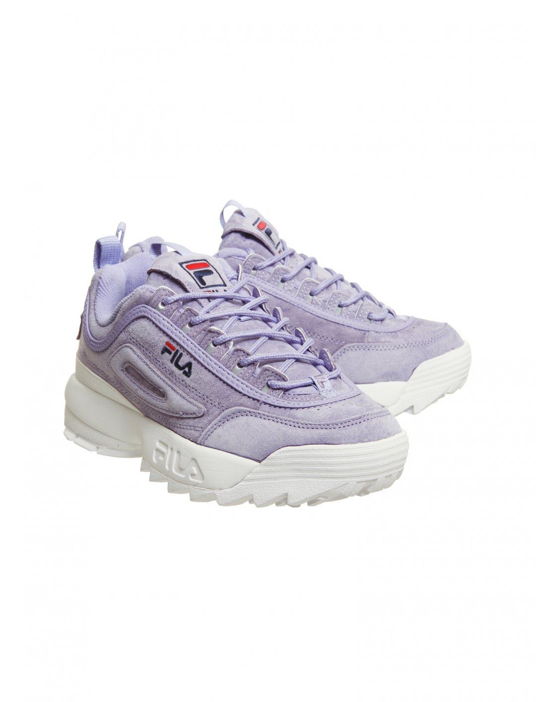 "Imani's Disruptor II Sneakers {""id"":5,""product_section_id"":1,""name"":""Clothing"",""order"":5} Fila"