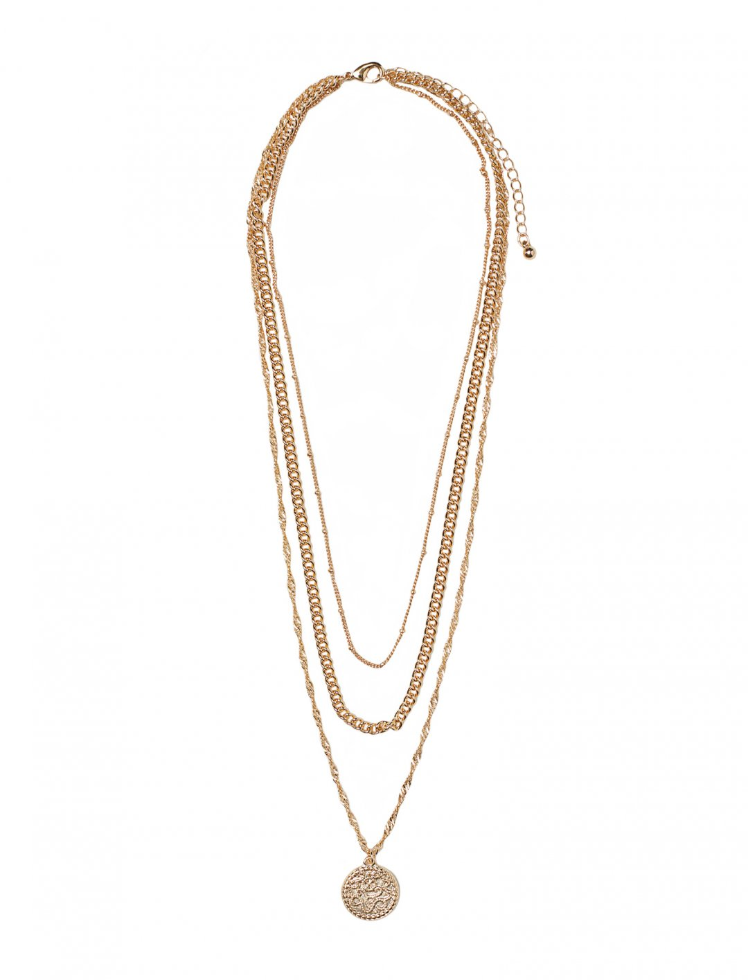 "Imani's Multi-stand Necklace {""id"":10,""product_section_id"":1,""name"":""Jewellery"",""order"":10} H&M"