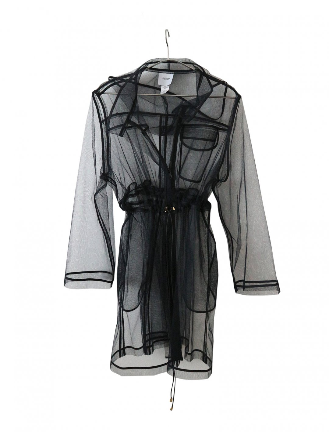 "Imani's Net Parka {""id"":5,""product_section_id"":1,""name"":""Clothing"",""order"":5} Longshaw Ward"