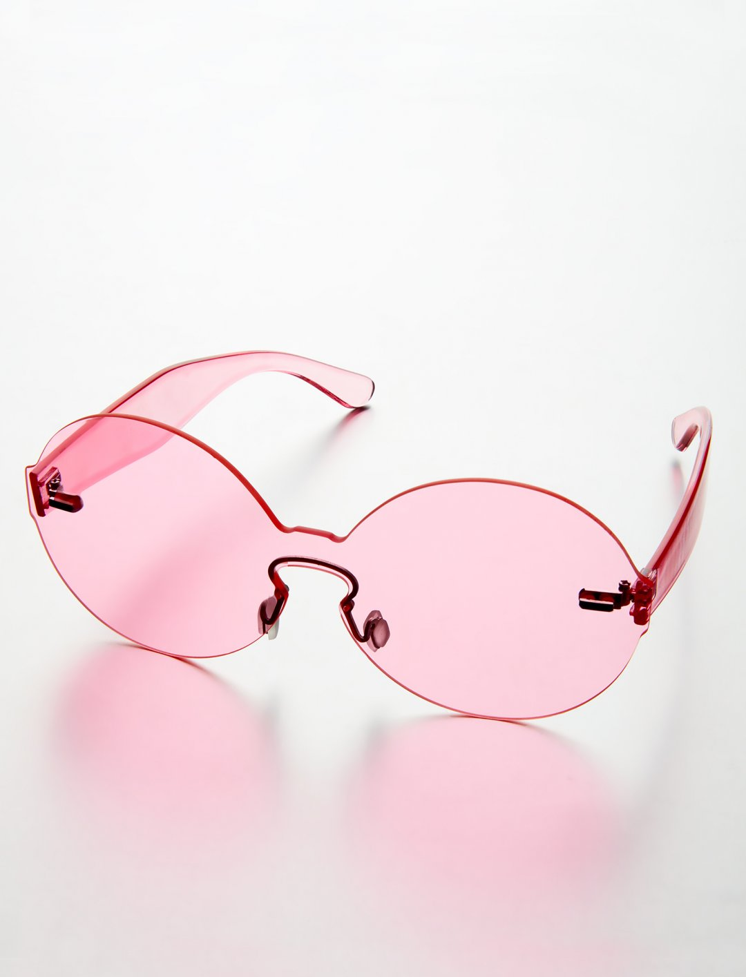 "Imani's Pink Sunglasses {""id"":16,""product_section_id"":1,""name"":""Accessories"",""order"":15} Imani x mysnapp"