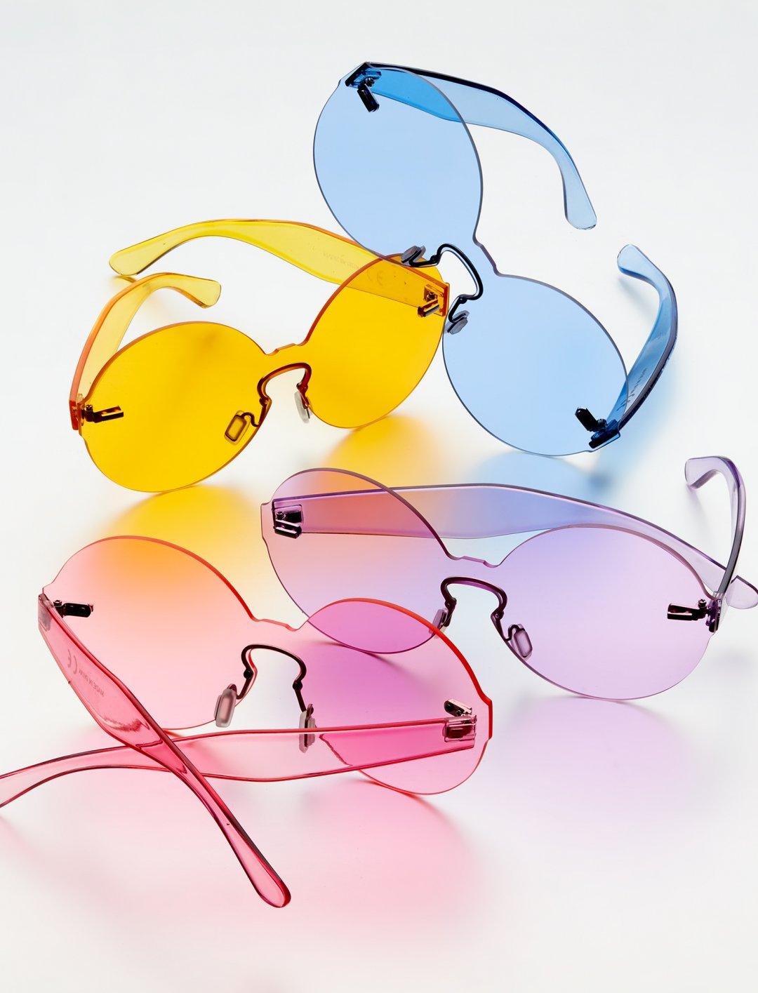 "Imani's Pink Sunglasses {""id"":16,""product_section_id"":1,""name"":""Accessories"",""order"":15} Imani x mysnapp"