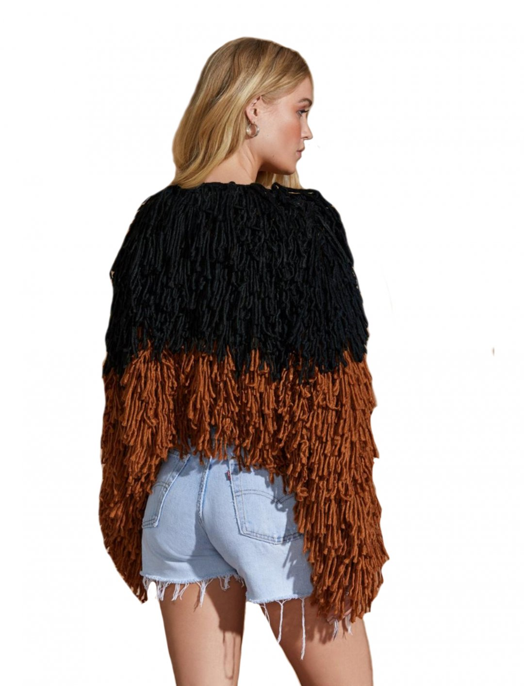 "In the Loop Shaggy Cardigan {""id"":5,""product_section_id"":1,""name"":""Clothing"",""order"":5} Nasty Gal"