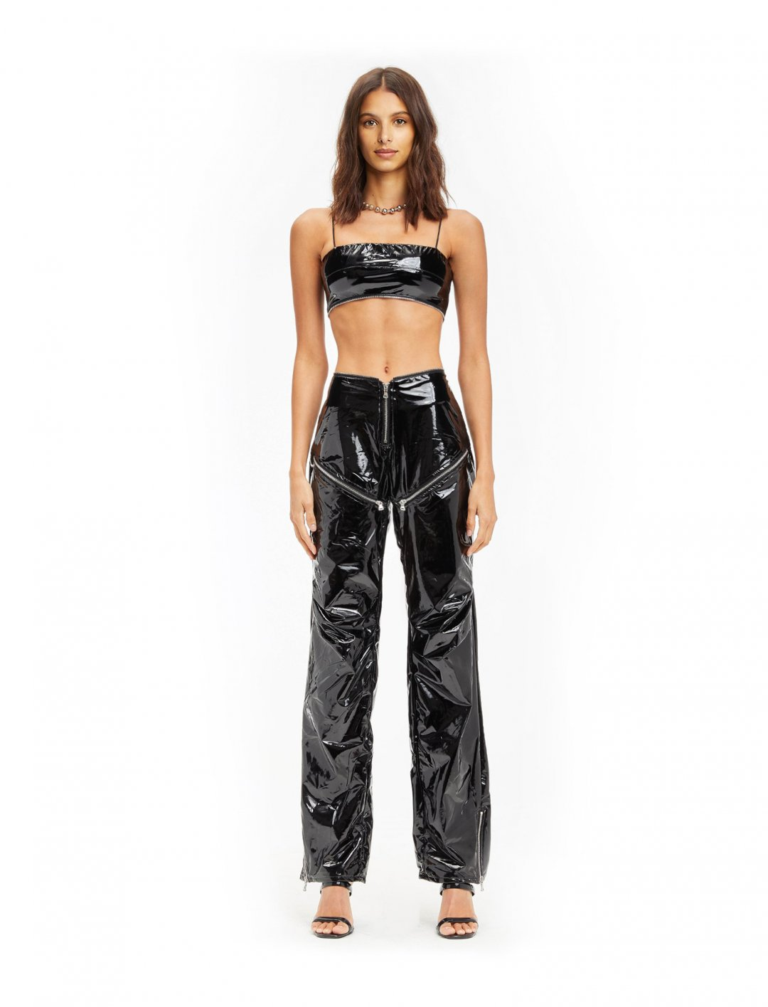 "Isla Crop Top {""id"":5,""product_section_id"":1,""name"":""Clothing"",""order"":5} I.AM.GIA"