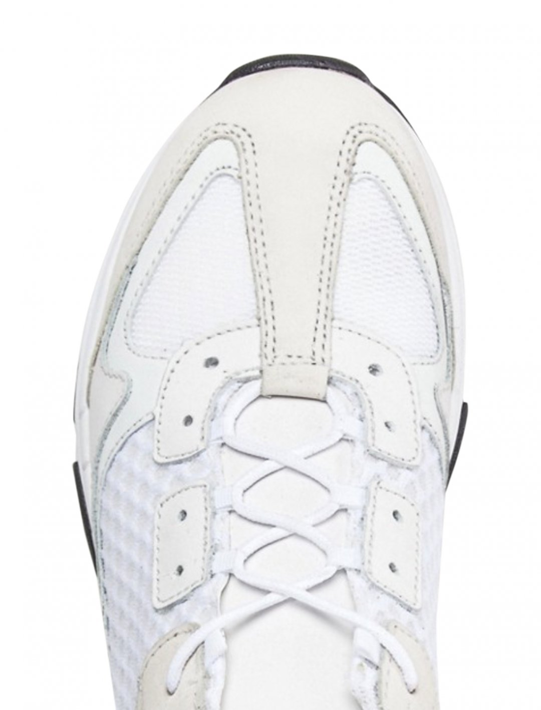 "Ivanoe Trainers In White {""id"":12,""product_section_id"":1,""name"":""Shoes"",""order"":12} Kurt Geiger"