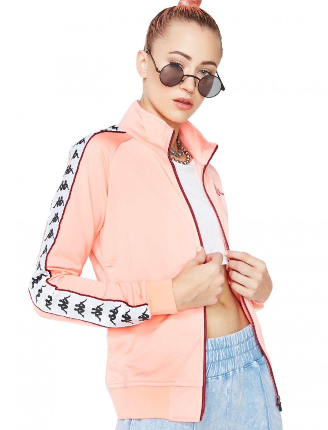 "Kappa Slim Jacket {""id"":5,""product_section_id"":1,""name"":""Clothing"",""order"":5} Kappa"