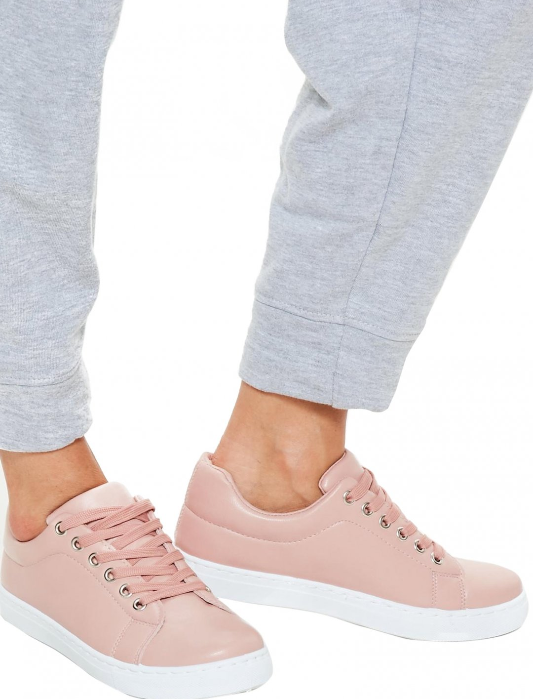 "Lace Up Trainers {""id"":12,""product_section_id"":1,""name"":""Shoes"",""order"":12} Missguided"