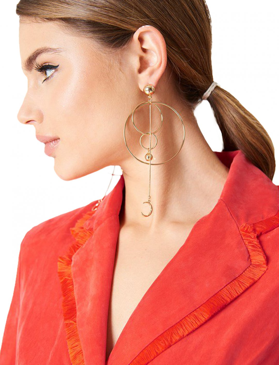 "Moon Ride Earrings {""id"":10,""product_section_id"":1,""name"":""Jewellery"",""order"":10} Ettika"