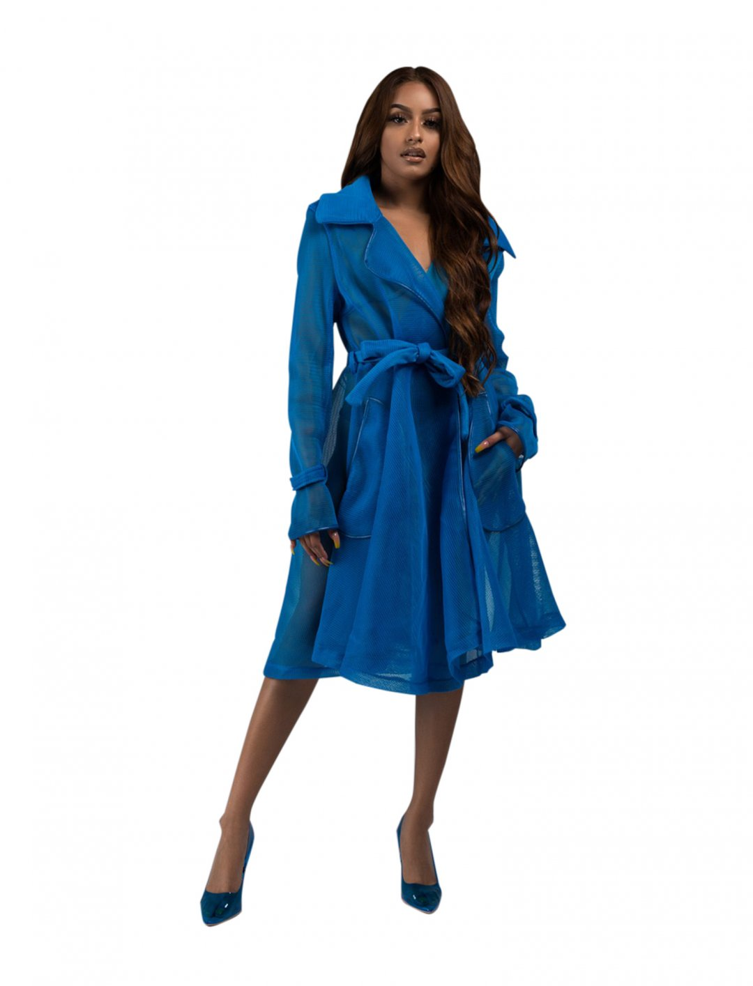 "Netted Coat {""id"":5,""product_section_id"":1,""name"":""Clothing"",""order"":5} Akira"