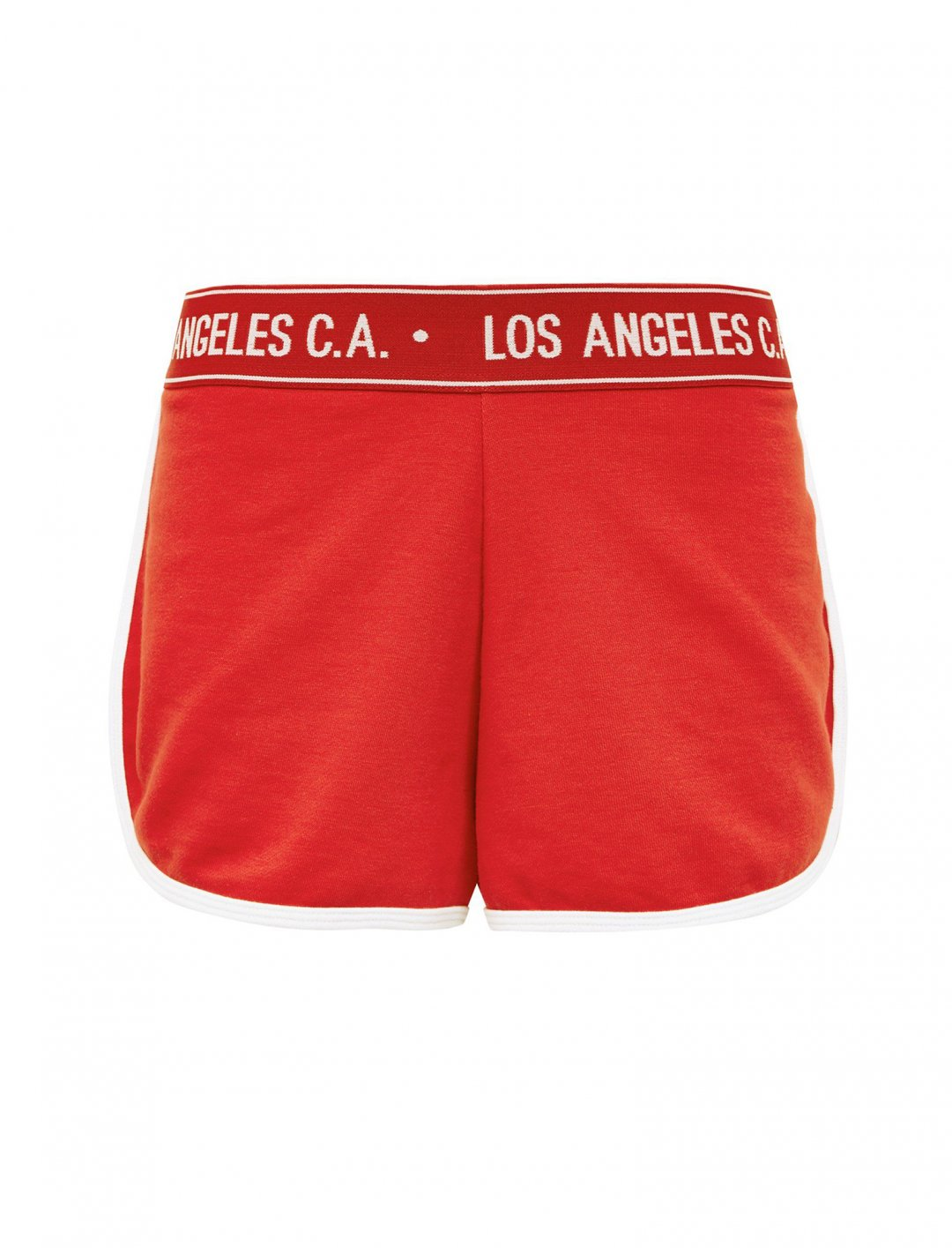 "Red Runner Shorts {""id"":5,""product_section_id"":1,""name"":""Clothing"",""order"":5} New Look"