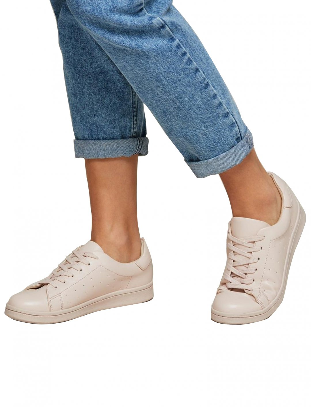"Nude Lace Up Trainer {""id"":12,""product_section_id"":1,""name"":""Shoes"",""order"":12} Miss Selfridge"