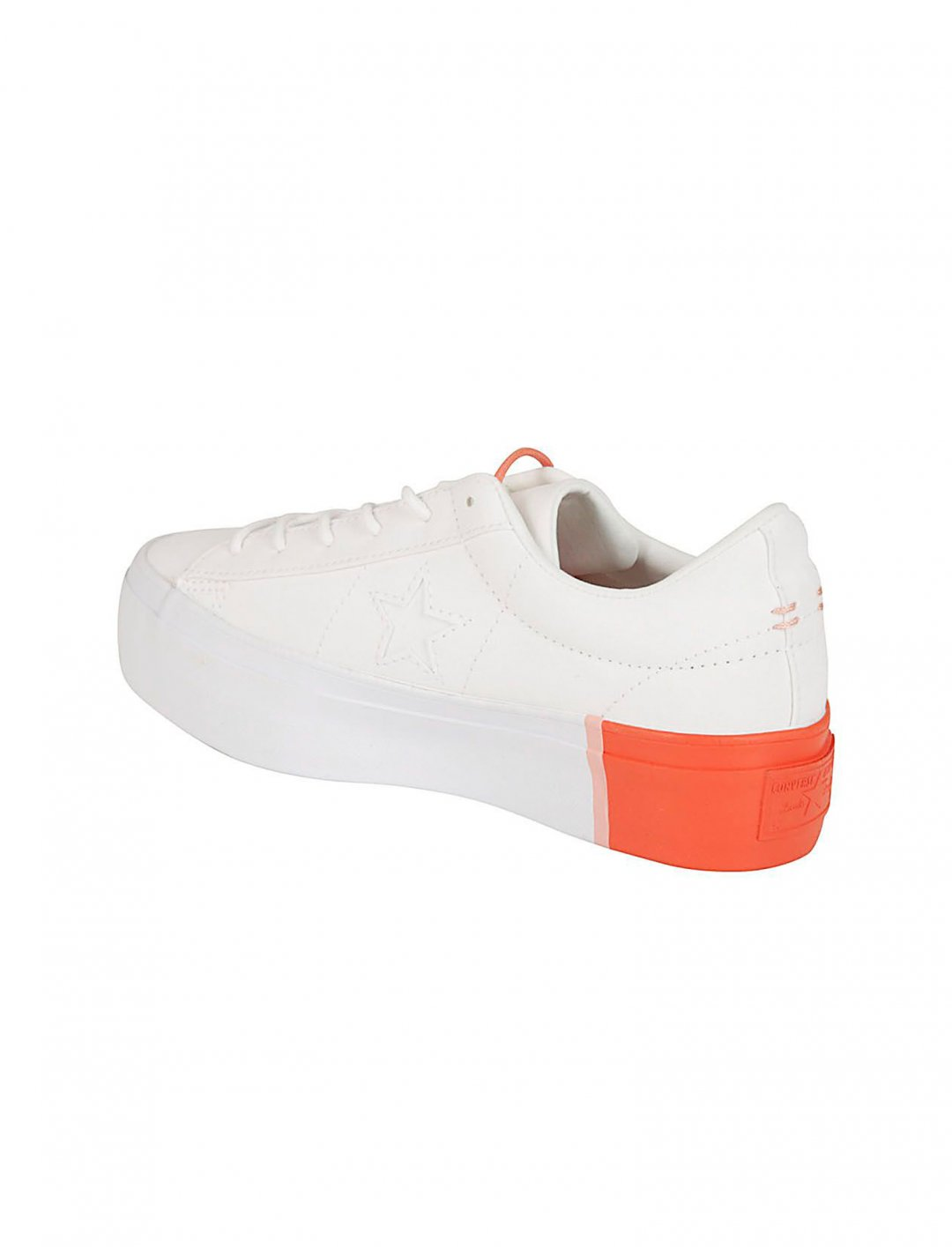 "One Star Platform Sneakers {""id"":12,""product_section_id"":1,""name"":""Shoes"",""order"":12} Converse"