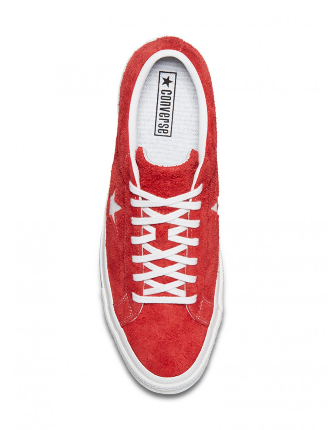 "One Star Suede Trainers {""id"":12,""product_section_id"":1,""name"":""Shoes"",""order"":12} Converse"