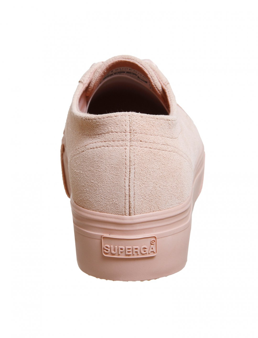 "Pink Suede Trainers {""id"":12,""product_section_id"":1,""name"":""Shoes"",""order"":12} Superga"