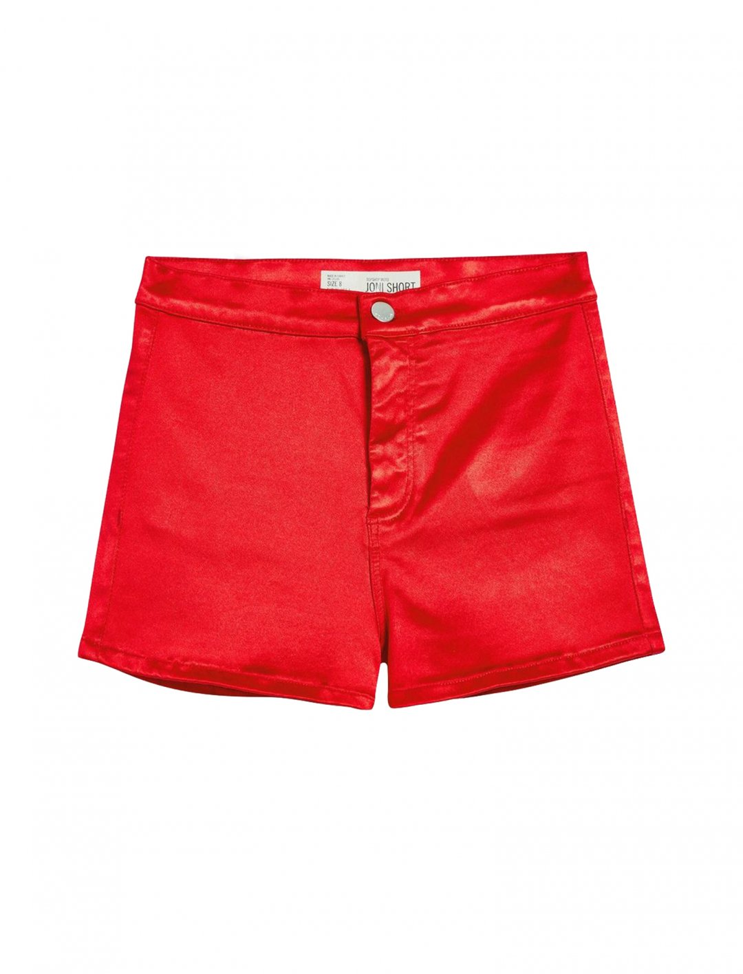 "Red Satin Shorts {""id"":5,""product_section_id"":1,""name"":""Clothing"",""order"":5} Topshop"