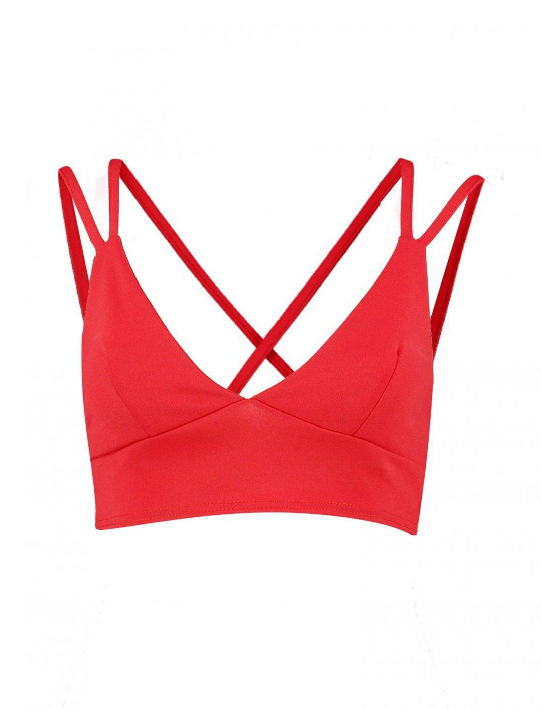 "Strappy Back Bralet {""id"":5,""product_section_id"":1,""name"":""Clothing"",""order"":5} Boohoo"