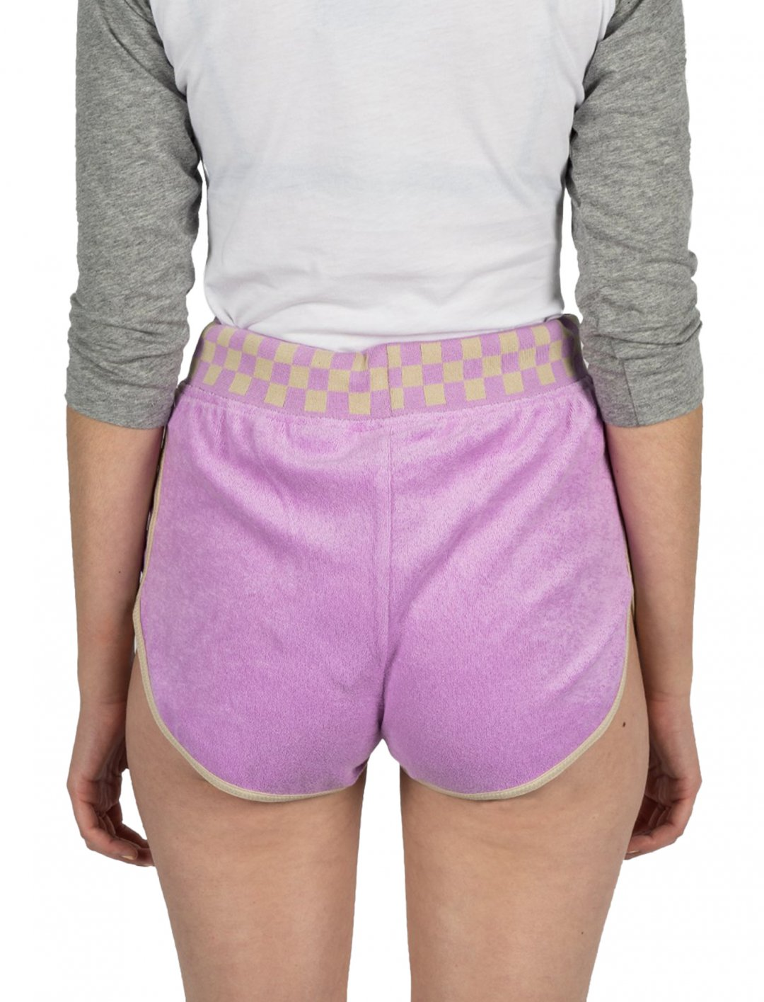 "Terrycloth Dolphin Shorts {""id"":5,""product_section_id"":1,""name"":""Clothing"",""order"":5} Fenty"