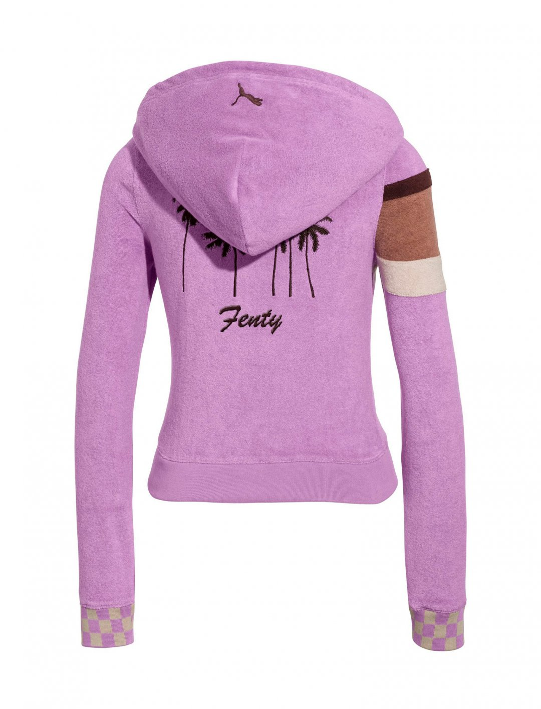 "Terrycloth Racing Jacket {""id"":5,""product_section_id"":1,""name"":""Clothing"",""order"":5} Fenty"