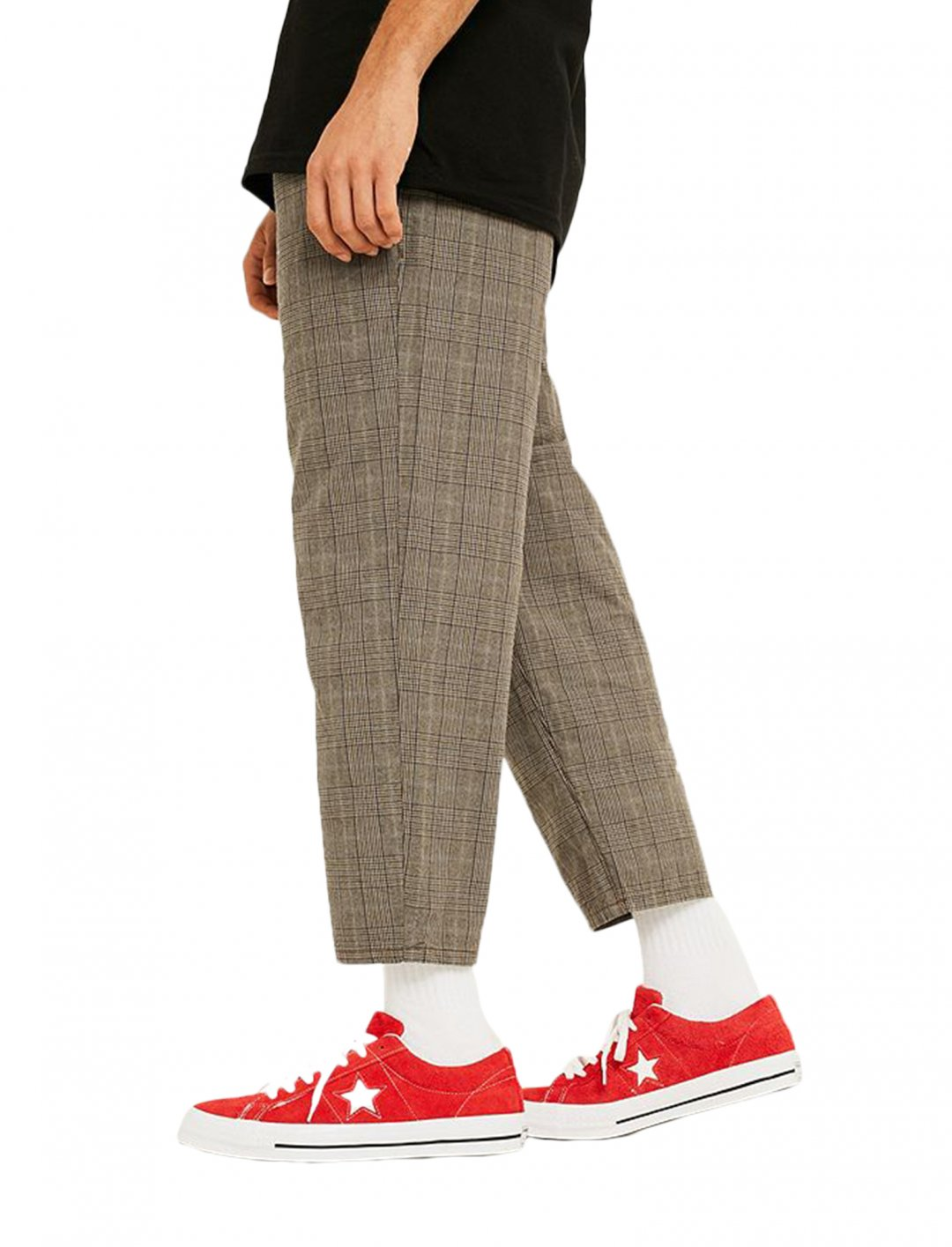 "Tiggs Da Author's Checked Trousers {""id"":5,""product_section_id"":1,""name"":""Clothing"",""order"":5} iets frans..."
