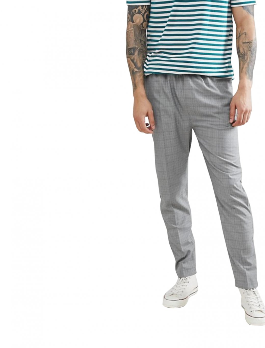 "Trousers With Check {""id"":5,""product_section_id"":1,""name"":""Clothing"",""order"":5} Bellfield"