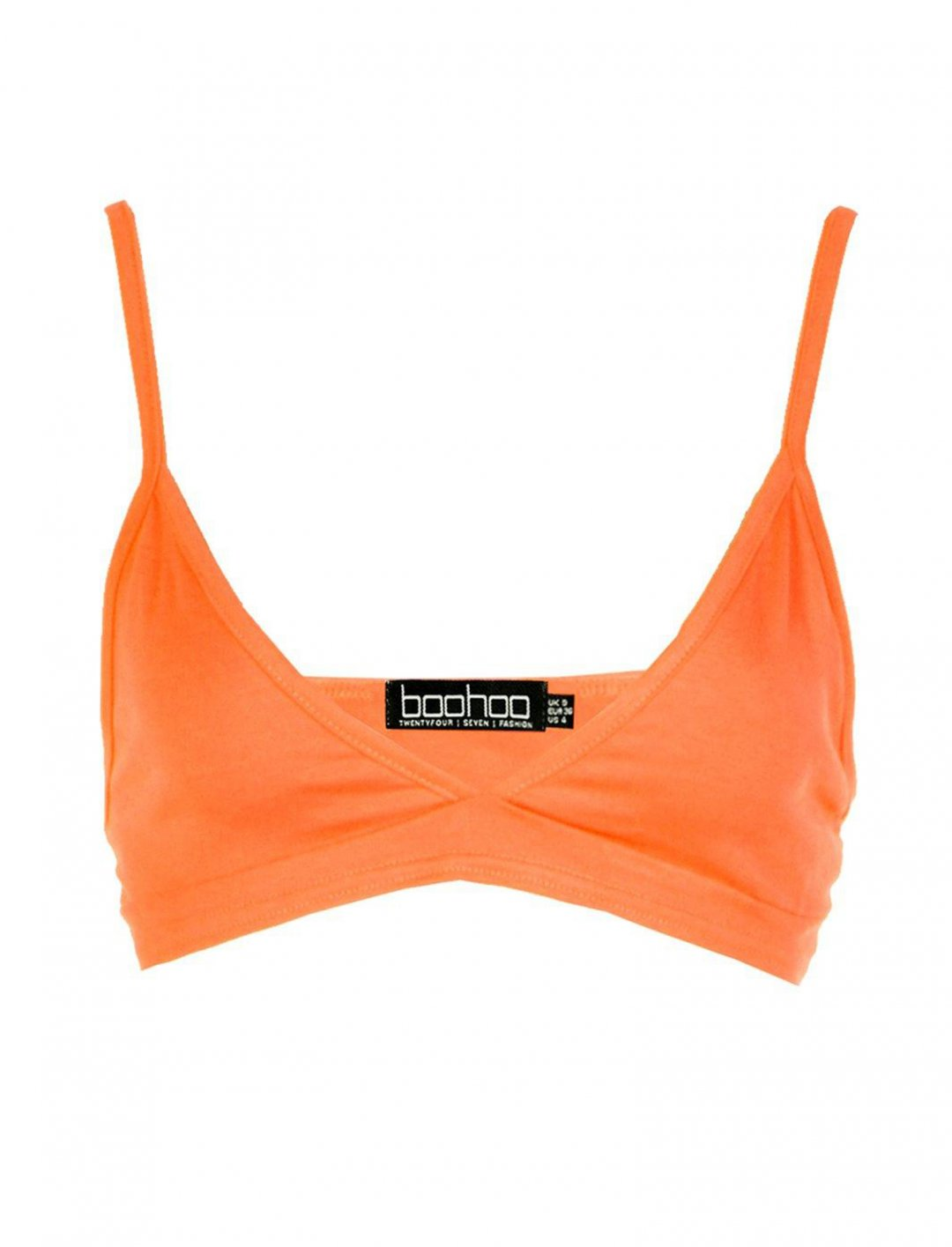 "V Front Plunge Bralet {""id"":5,""product_section_id"":1,""name"":""Clothing"",""order"":5} Boohoo"