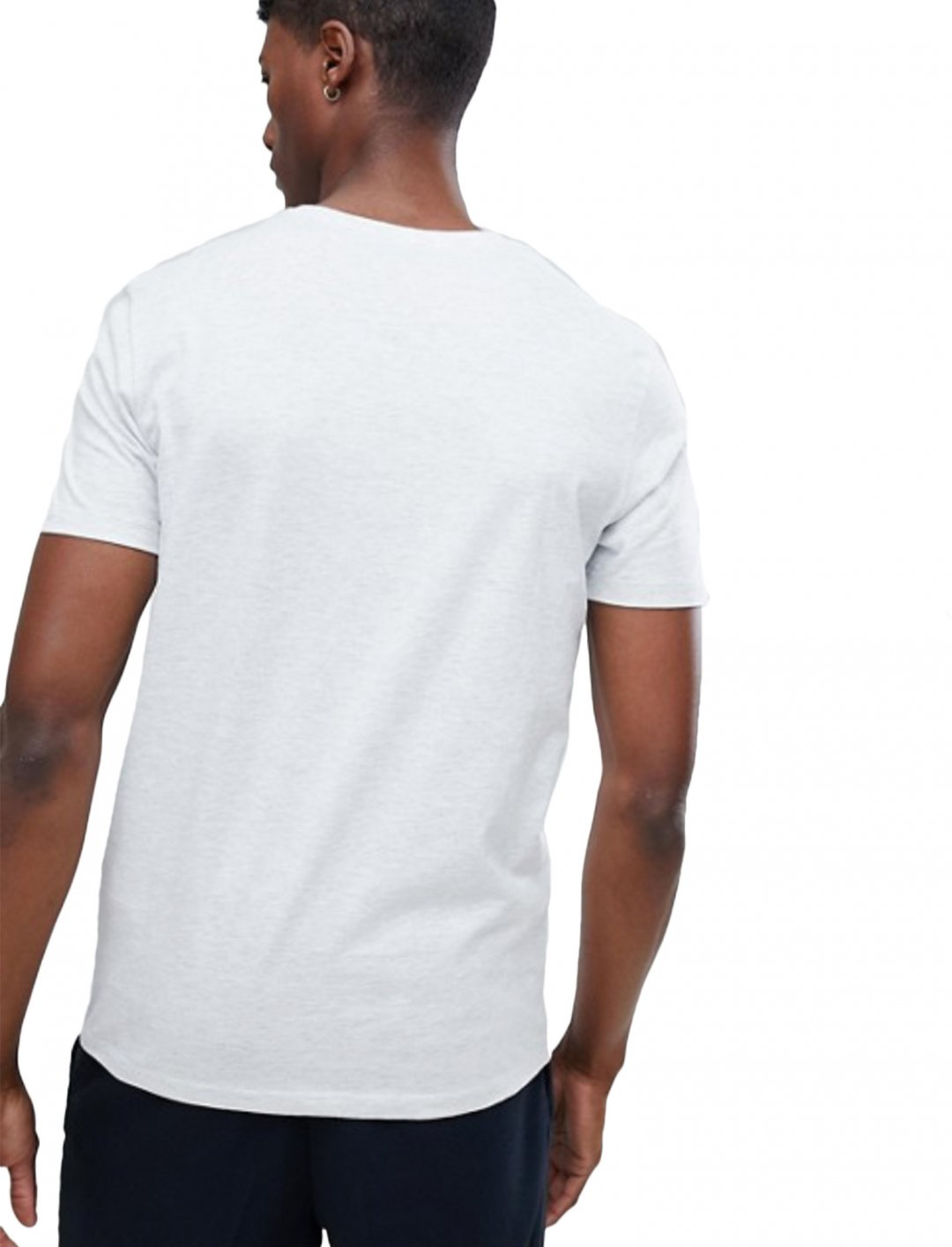 "White Slogan T-Shirt {""id"":5,""product_section_id"":1,""name"":""Clothing"",""order"":5} Jack & Jones"