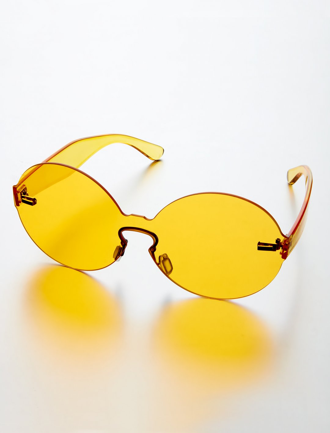 "Imani's Yellow Sunglasses {""id"":16,""product_section_id"":1,""name"":""Accessories"",""order"":15} Imani x mysnapp"