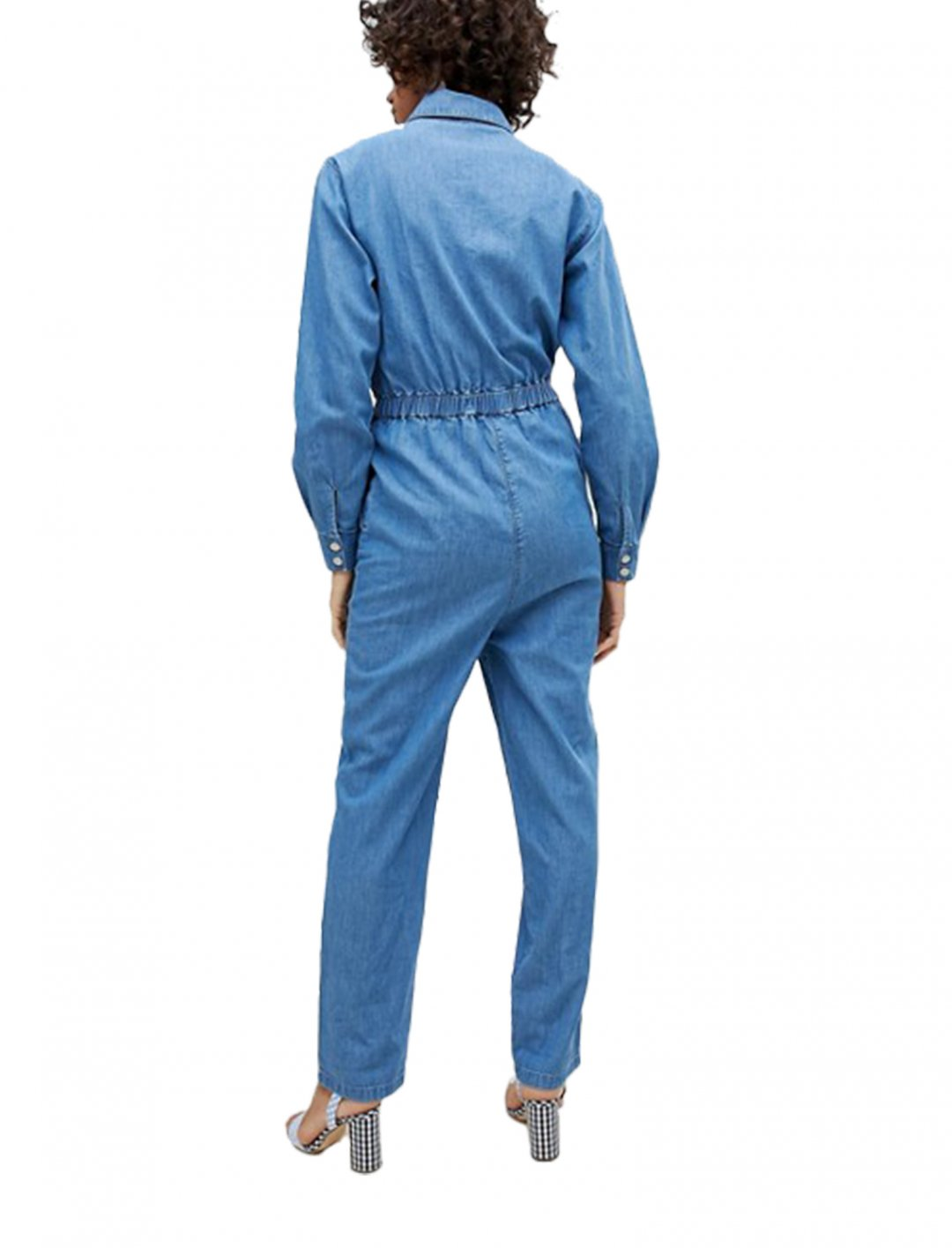 """Asos Denim Jumpsuit {""""id"""":5,""""product_section_id"""":1,""""name"""":""""Clothing"""",""""order"""":5} Asos"""