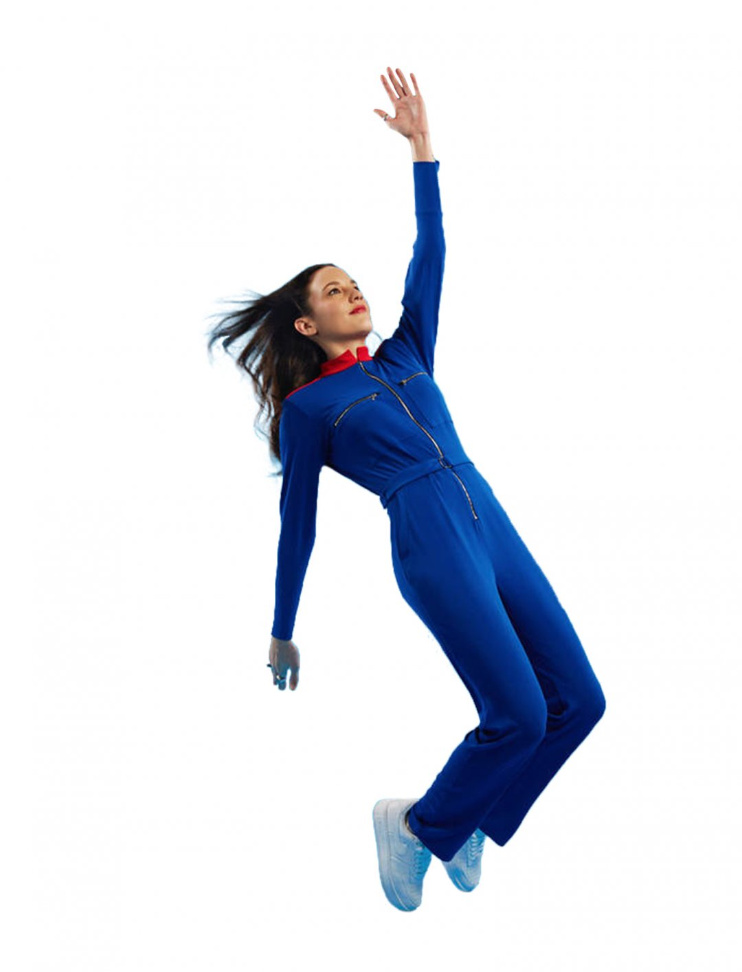 """Jain's Jumpsuit {""""id"""":5,""""product_section_id"""":1,""""name"""":""""Clothing"""",""""order"""":5} Agnes B"""