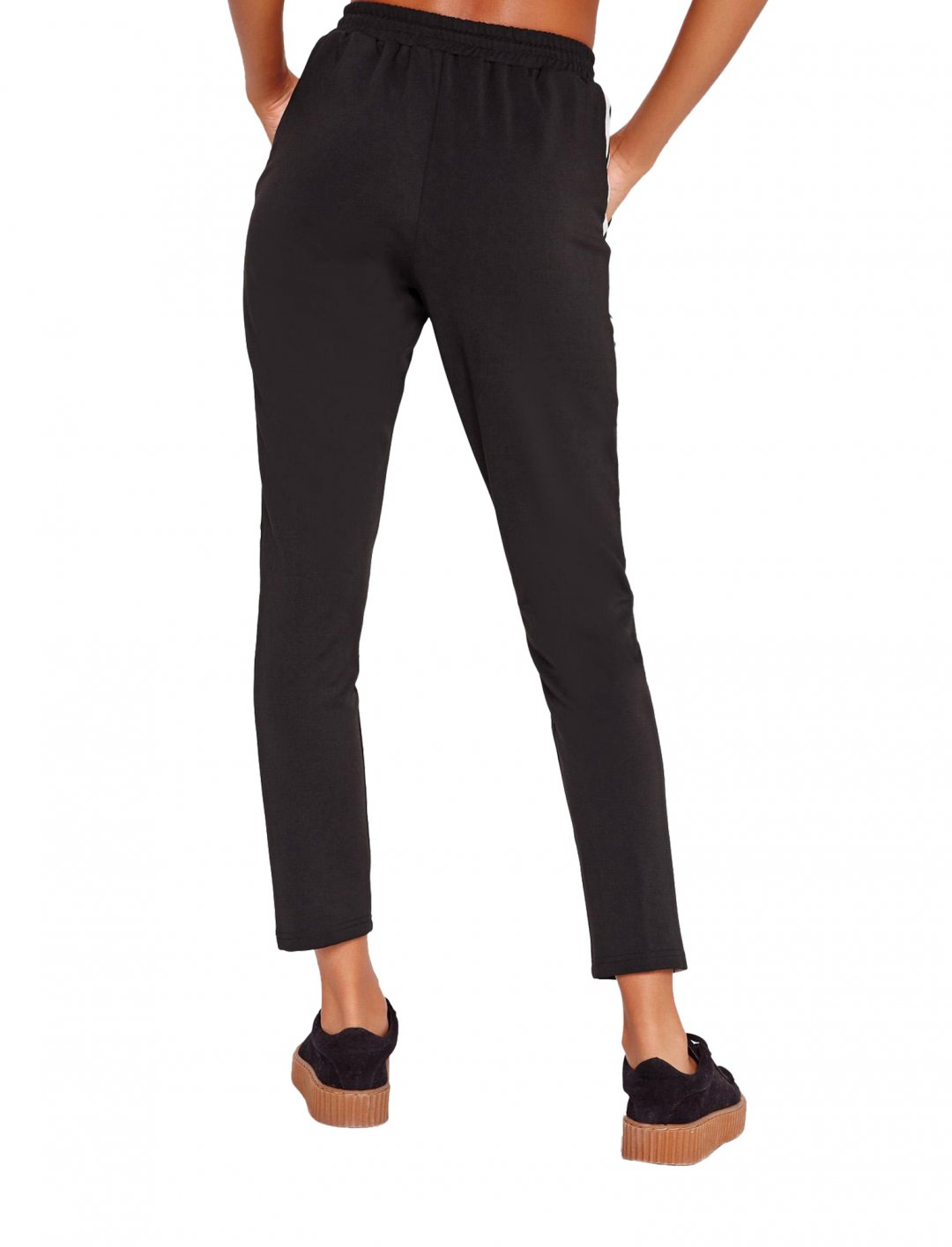 """Missguided Black Joggers {""""id"""":5,""""product_section_id"""":1,""""name"""":""""Clothing"""",""""order"""":5} Missguided"""