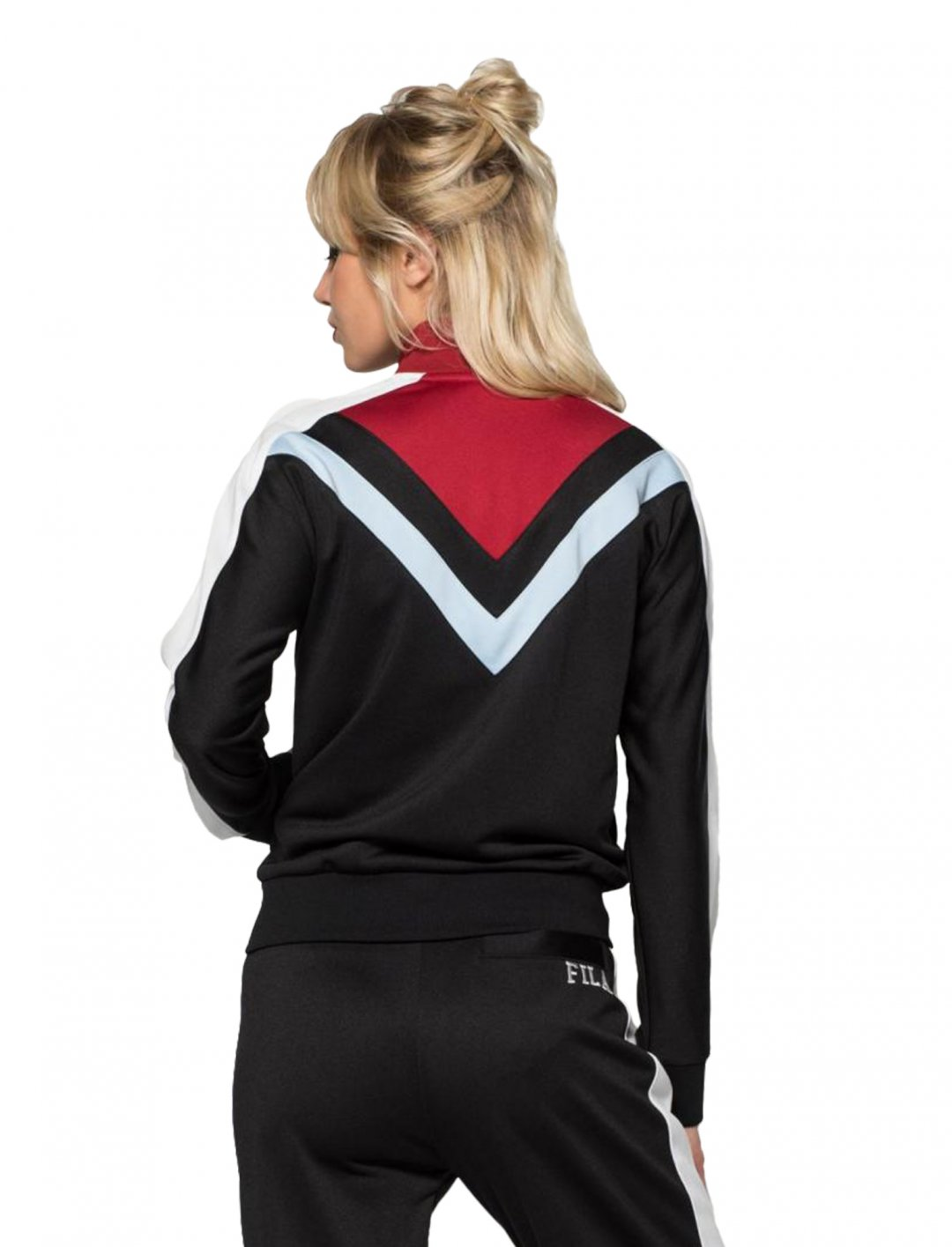 """Track Jacket {""""id"""":5,""""product_section_id"""":1,""""name"""":""""Clothing"""",""""order"""":5} Fila"""