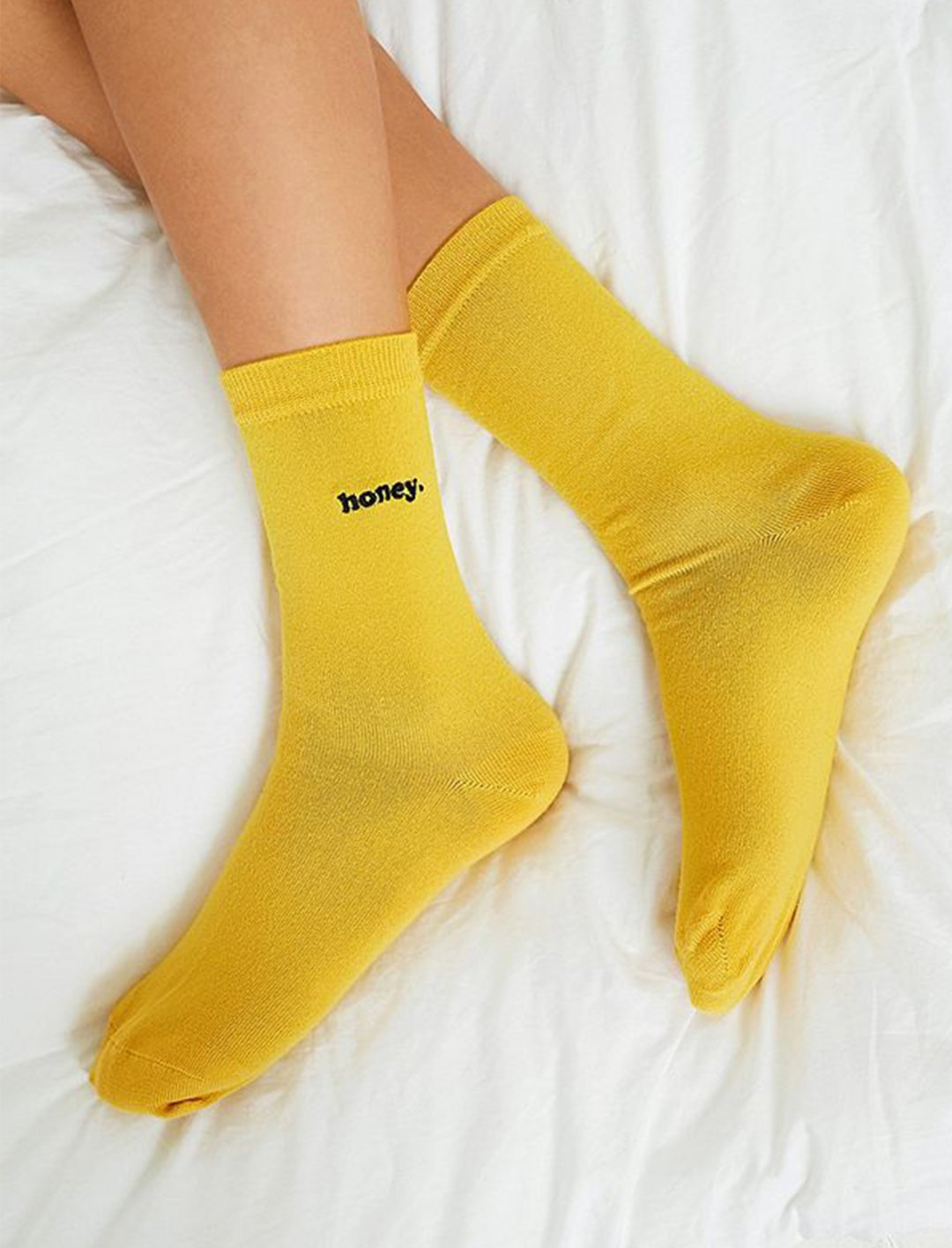 """UO Embroidered Crew Socks {""""id"""":16,""""product_section_id"""":1,""""name"""":""""Accessories"""",""""order"""":15} Urban Outfitters"""