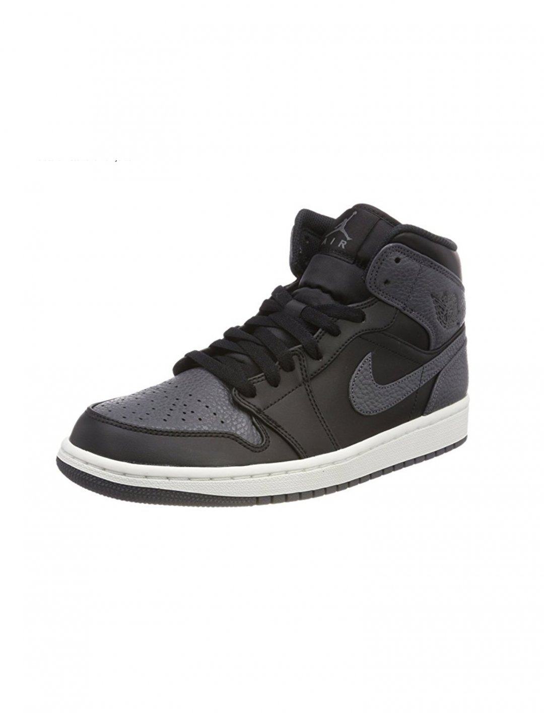 "Air Jordan 1 Mid Basketball Shoes {""id"":12,""product_section_id"":1,""name"":""Shoes"",""order"":12} Nike"