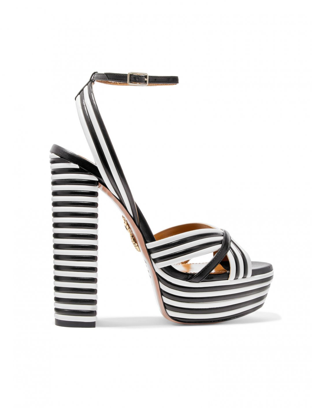 "JLo's Striped Platform Sandals {""id"":12,""product_section_id"":1,""name"":""Shoes"",""order"":12} Aquazzura"