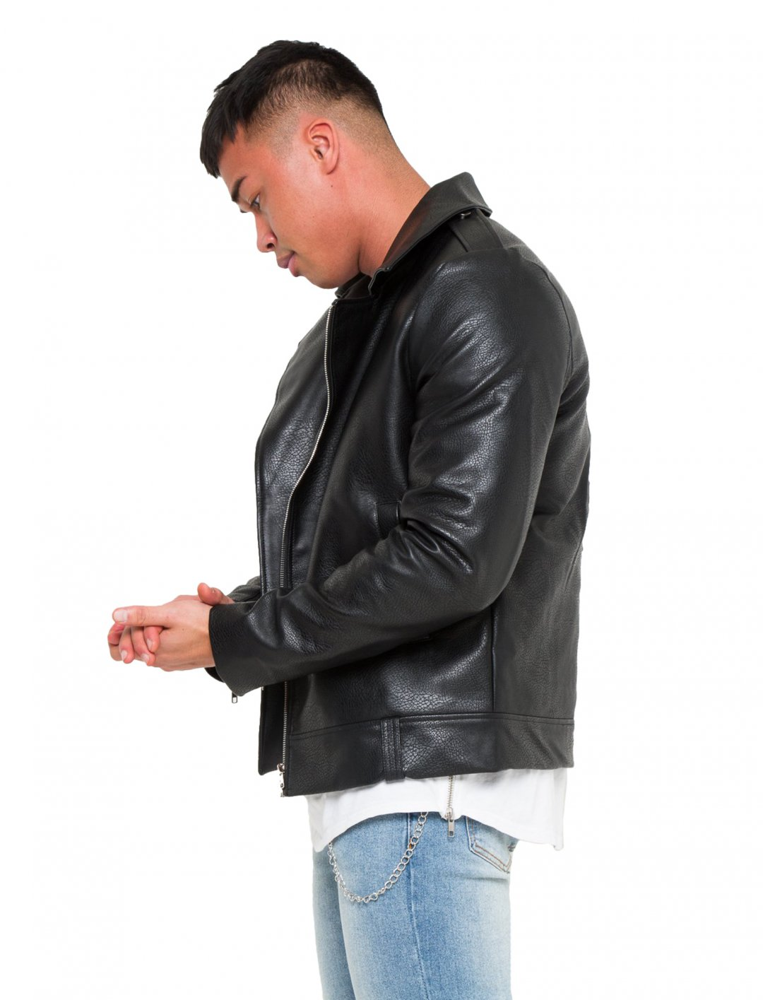 "Liquor N Poker Black Jacket {""id"":5,""product_section_id"":1,""name"":""Clothing"",""order"":5} Liquor N Poker"