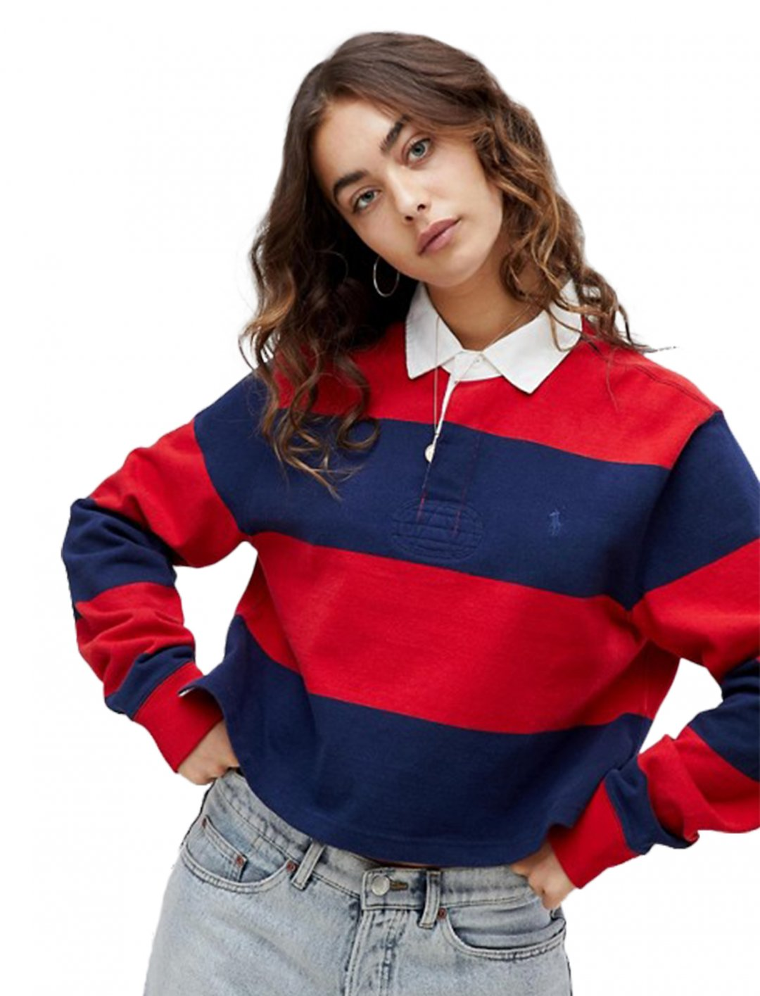 "Polo Ralph Lauren Rugby Shirt {""id"":5,""product_section_id"":1,""name"":""Clothing"",""order"":5} Polo Ralph Lauren"