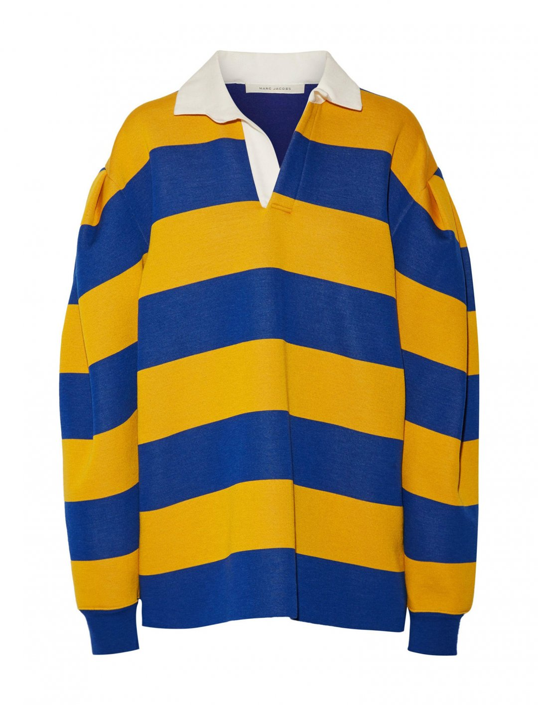 "Striped Jersey Shirt {""id"":5,""product_section_id"":1,""name"":""Clothing"",""order"":5} Marc Jacobs"