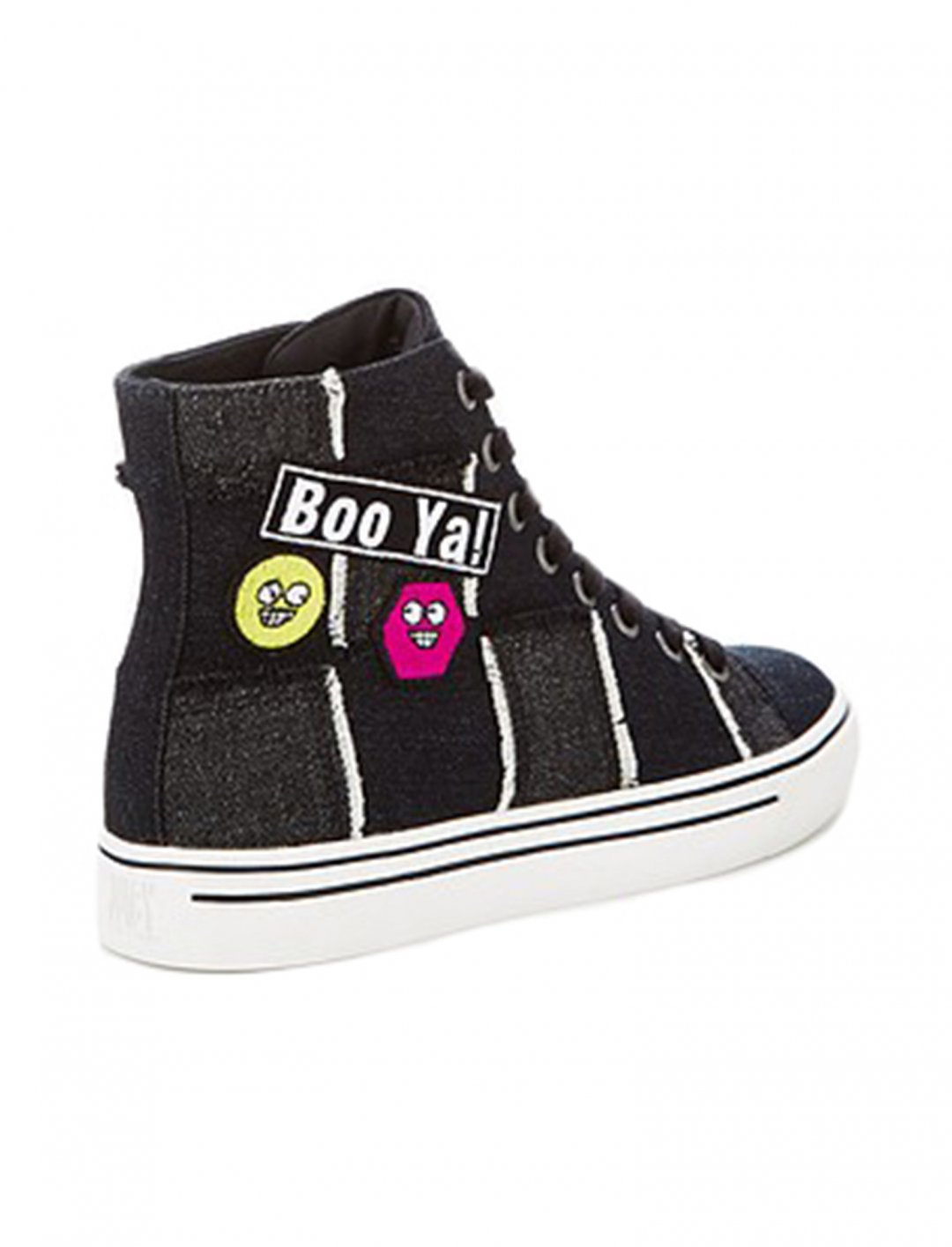 """High Top Trainer {""""id"""":12,""""product_section_id"""":1,""""name"""":""""Shoes"""",""""order"""":12} Juicy Couture"""