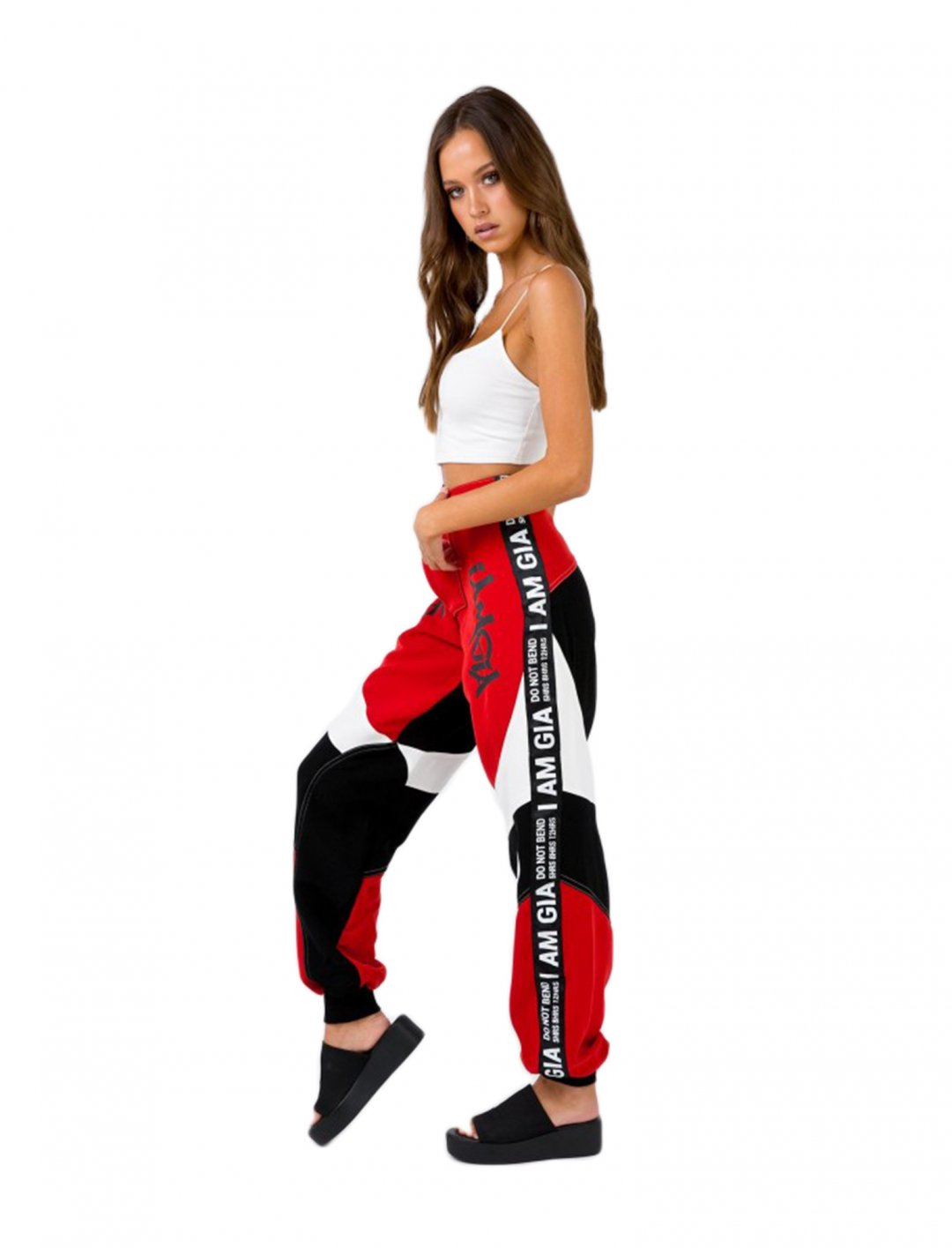 """Kodie Shane's Electra Pants {""""id"""":5,""""product_section_id"""":1,""""name"""":""""Clothing"""",""""order"""":5} I.AM.GIA"""