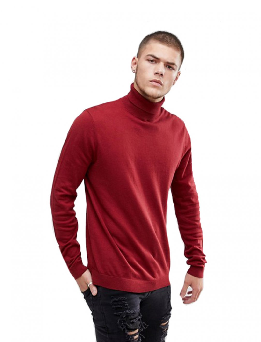 "Asos Roll Neck Jumper {""id"":5,""product_section_id"":1,""name"":""Clothing"",""order"":5} Asos"