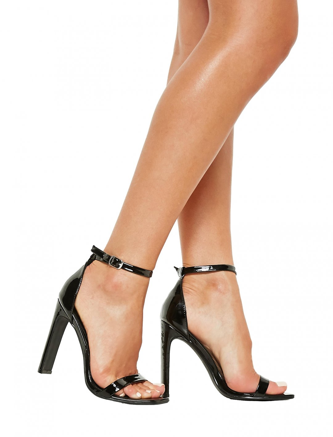 "Black Square Toe Heels {""id"":12,""product_section_id"":1,""name"":""Shoes"",""order"":12} Missguided"
