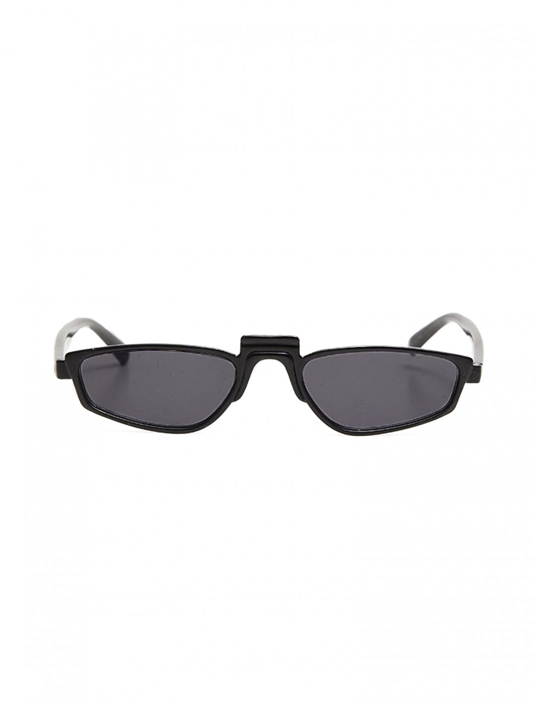 "Black Thin Retro Sunglasses {""id"":5,""product_section_id"":1,""name"":""Clothing"",""order"":5} PLT"