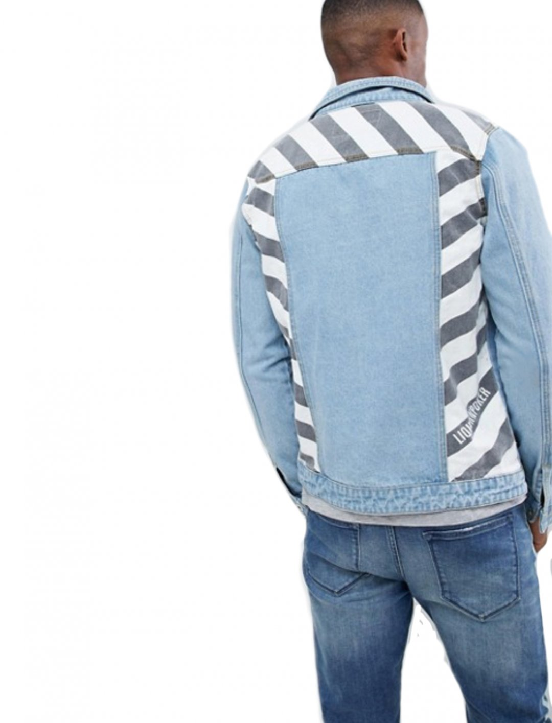 "Denim Jacket {""id"":5,""product_section_id"":1,""name"":""Clothing"",""order"":5} Liquor N Poker"