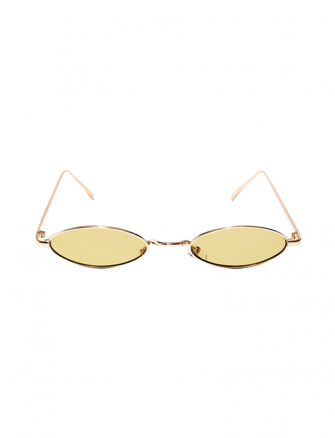 "Gold Tiny Oval Sunglasses {""id"":16,""product_section_id"":1,""name"":""Accessories"",""order"":15} Dolls Kill"