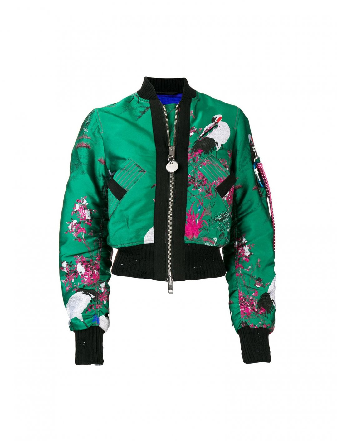 "Lady Leshurr's G-Absol M Jacket {""id"":5,""product_section_id"":1,""name"":""Clothing"",""order"":5} Diesel"