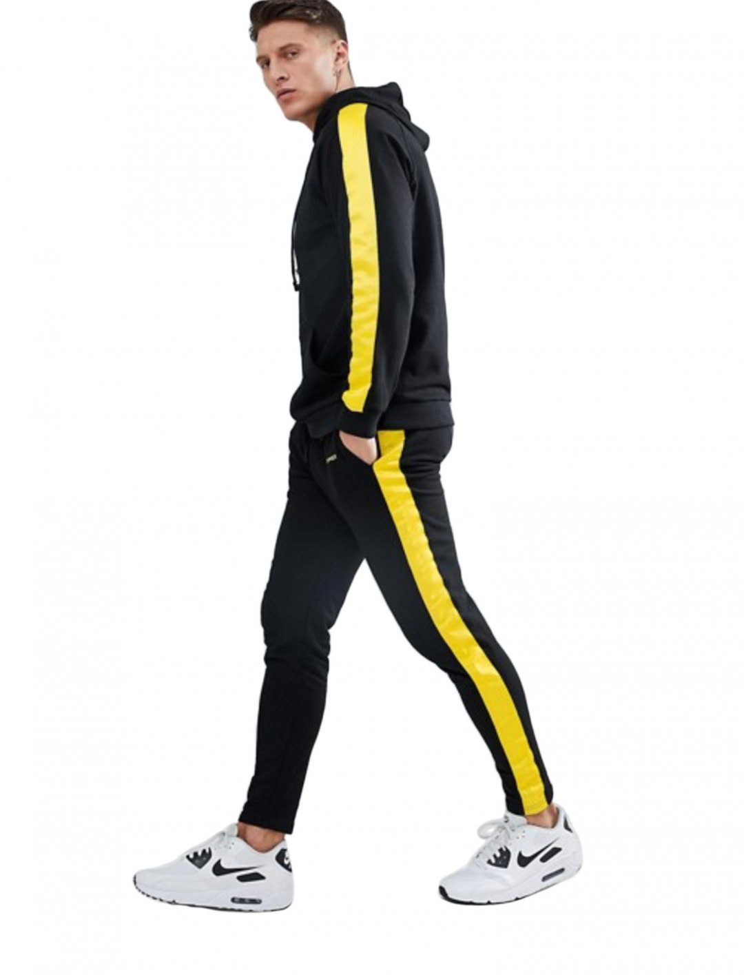 "Side Stripe Joggers {""id"":5,""product_section_id"":1,""name"":""Clothing"",""order"":5} Liquor N Poker"