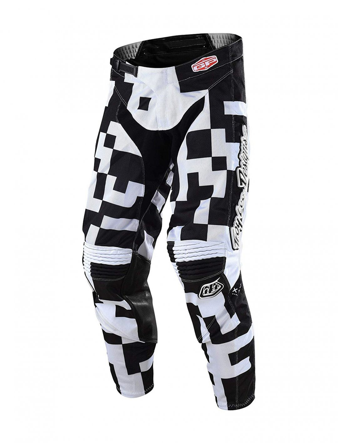 "White-Black Pants {""id"":5,""product_section_id"":1,""name"":""Clothing"",""order"":5} Troy Lee Designs"
