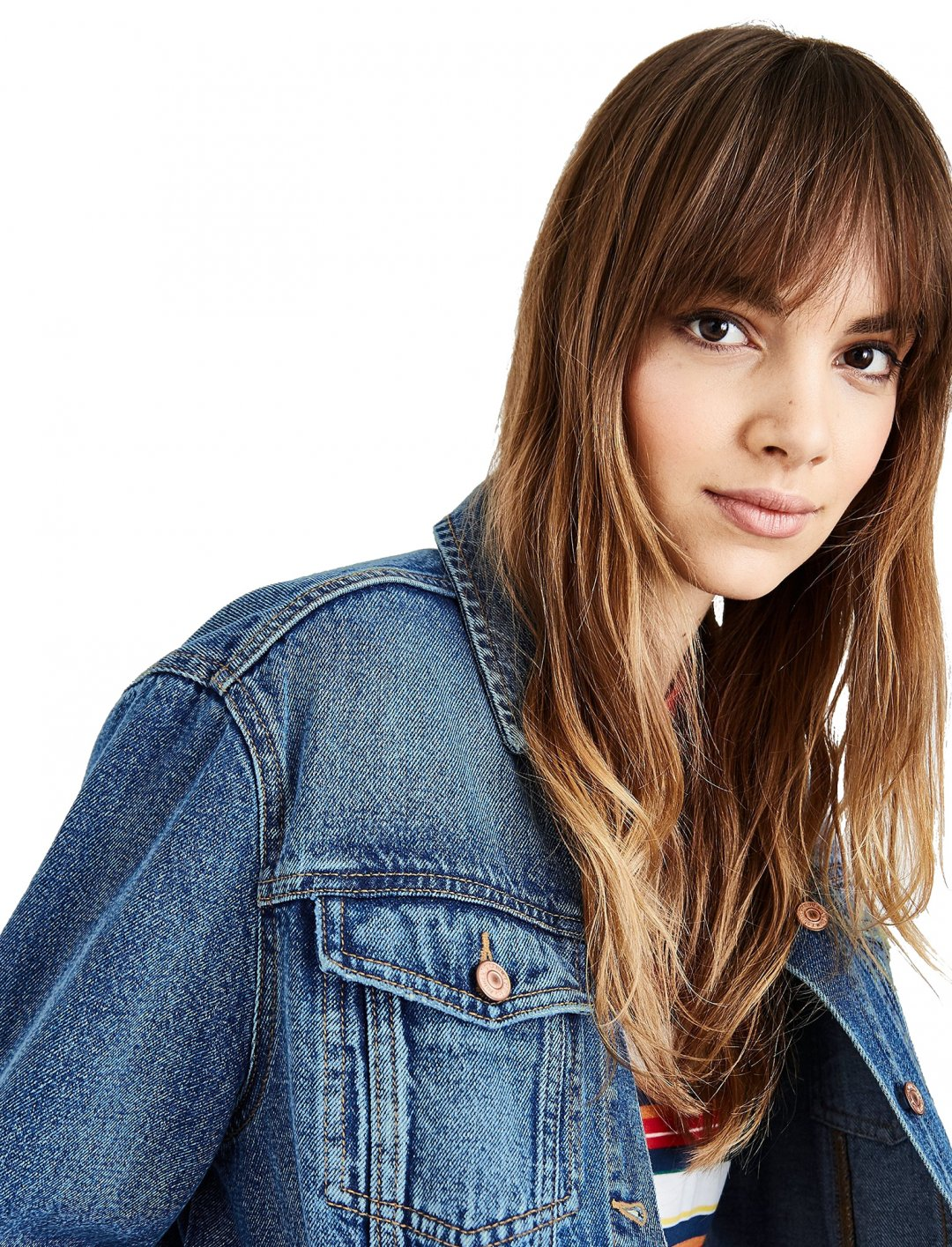 "New Look Denim Jacket {""id"":5,""product_section_id"":1,""name"":""Clothing"",""order"":5} New Look"