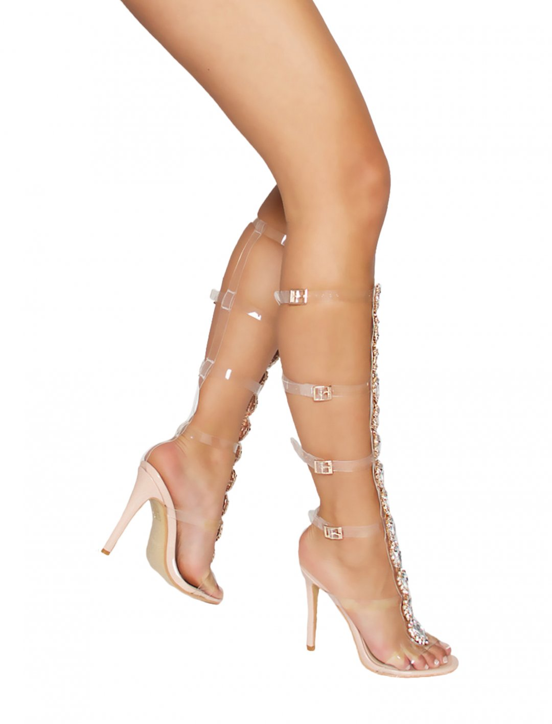"Simmi Knee High Heels {""id"":12,""product_section_id"":1,""name"":""Shoes"",""order"":12} Simmi"