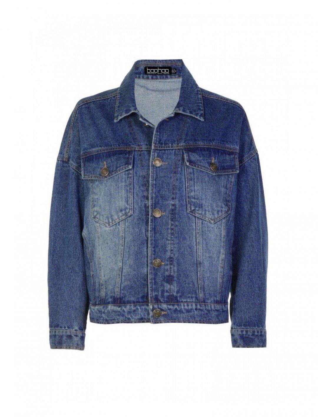 "Boohoo Denim Jacket {""id"":5,""product_section_id"":1,""name"":""Clothing"",""order"":5} Boohoo"